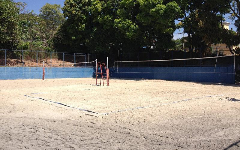Quadras de areia estão reservadas para o Circuito de Futevôlei Masculino  neste sábado f6d12ca012041